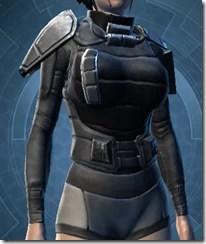 Resurrected Agent Imp Female Jacket