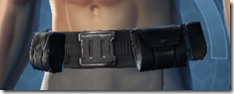 Resurrected Agent Imp Male Belt