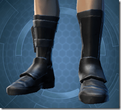Resurrected Agent Imp Male Boots