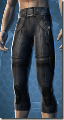 Resurrected Agent Imp Male Leggings
