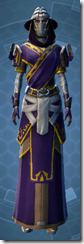 Resurrected Consular Dyed