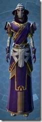 Resurrected Consular Dyed