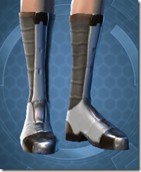 Resurrected Consular Female Boots