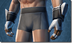 Resurrected Consular Male Gloves