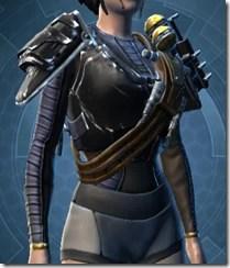 Resurrected Hunter Female Body Armor