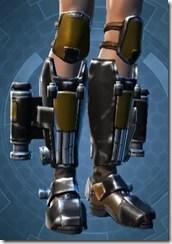 Resurrected Hunter Female Boots