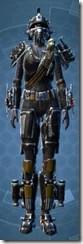 Resurrected Hunter - Female Front