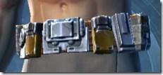 Resurrected Hunter Male Belt