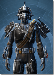 Resurrected Hunter - Male Close