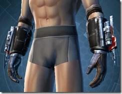 Resurrected Hunter Male Gauntlets