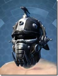 Resurrected Hunter Male Helmet