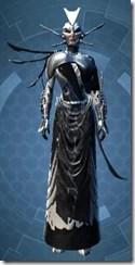 Resurrected Inquisitor - Female Front