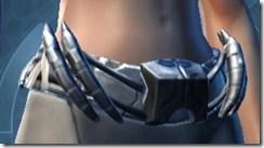 Resurrected Inquisitor Female Sash