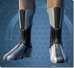 Resurrected Inquisitor Male Boots