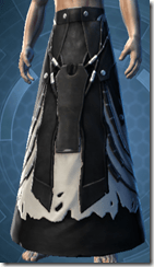 Resurrected Inquisitor Male Lower Robe