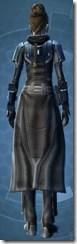 Resurrected Knight - Female Back