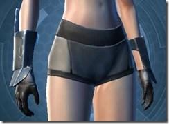 Resurrected Knight Female Gloves