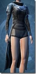 Resurrected Knight Female Vest
