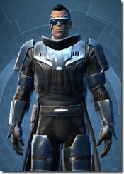 Resurrected Knight - Male Close