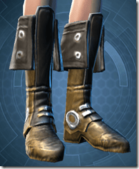 Resurrected Smuggler Pub Female Boots