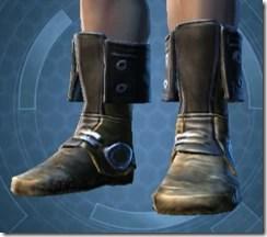 Resurrected Smuggler Pub Male Boots