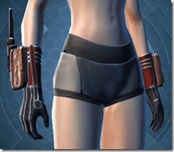 Revan Reborn Female Gauntlets