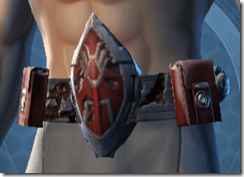 Revan Reborn Male Belt