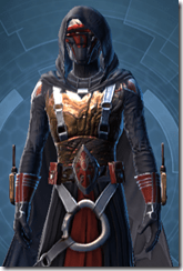 Revan Reborn - Male Close