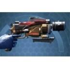 Revanite Combat Medic / Combat Tech / Eliminator / Supercommando Blaster Pistol / Offhand Blaster