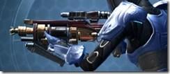 Revanite Blaster Rifle - Left