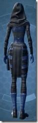 Revanite Consular - Female Back