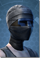 Revanite Consular Female Headgear