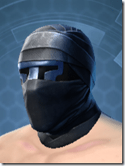 Revanite Consular Male Headgear