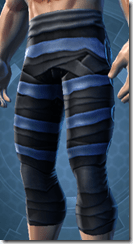 Revanite Consular Male Legwraps