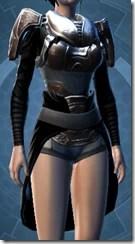 Revanite Hunter Female Body Armor