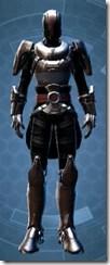 Revanite Hunter - Male Front