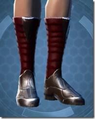 Revanite Inquisitor Female Boots