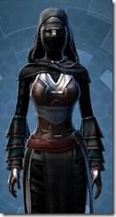 Revanite Inquisitor - Female Close
