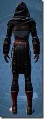 Revanite Inquisitor - Male Back