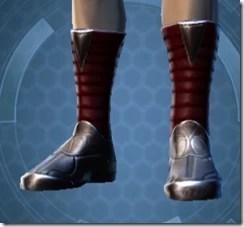 Revanite Inquisitor Male Boots