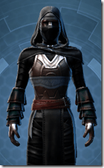 Revanite Inquisitor - Male Close