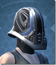 Revanite Knight Female Headgear