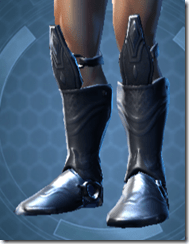 Revanite Knight Male Boots