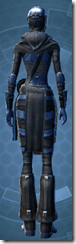 Revanite Smuggler - Female Back