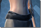 Revanite Smuggler Female Belt