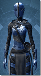 Revanite Smuggler - Female Close