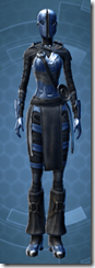 Revanite Smuggler - Female Front