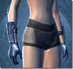 Revanite Smuggler Female Gloves