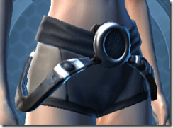 Revanite Trooper Female Belt