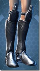 Revanite Trooper Female Boots